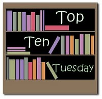 Top Ten Tuesday: Top 10 Bookish/Blogging Resolutions