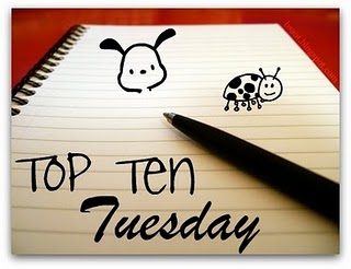 Top Ten Tuesday: Top 10 Books to Fall For