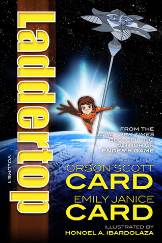 Laddertop by Orson Scott Card and Emily Janice Card: Manga Review