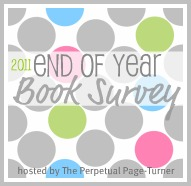 End of Year Book Survey: Adios 2011!