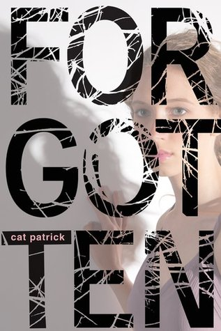 Forgotten by Cat Patrick: Audiobook Review