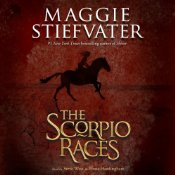 The Scorpio Races by Maggie Stiefvater Audiobook Review & ARC Giveaway