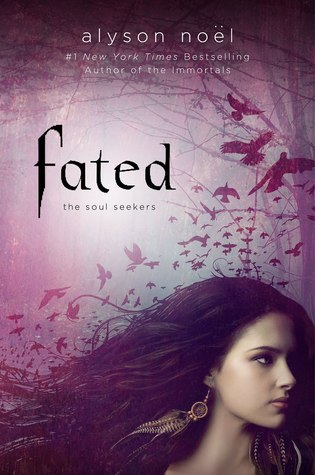 Blog Tour: Fated by Alyson Noel Review and Giveaway