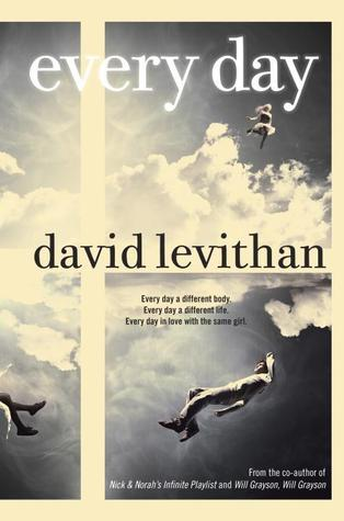 Every Day by David Levithan Book Review