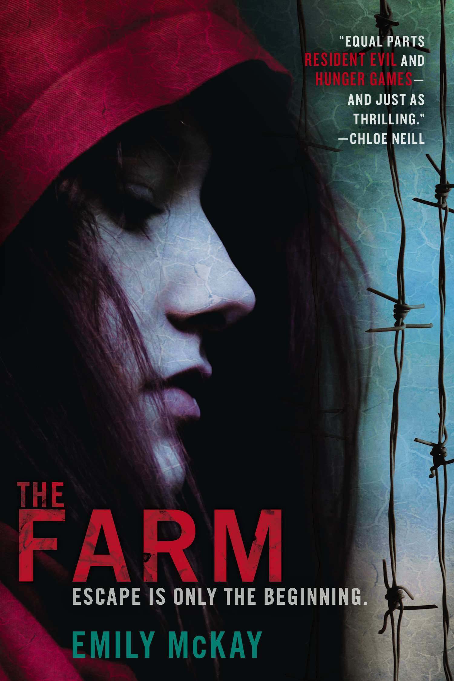 The Farm by Emily McKay Blog Tour and Giveaway