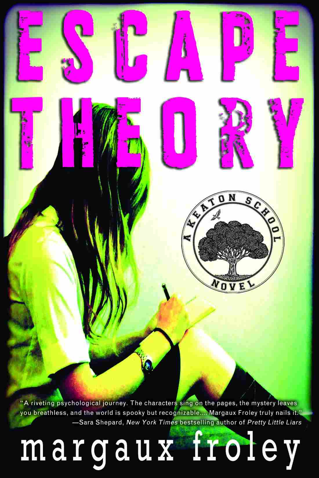 Escape Theory by Margaux Froley Book Review
