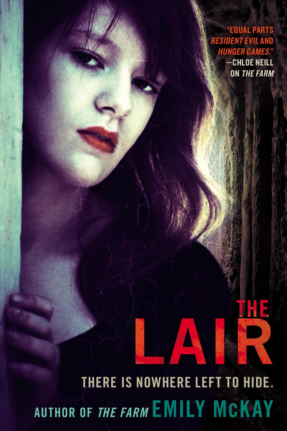 The Lair by Emily McKay Blog Tour