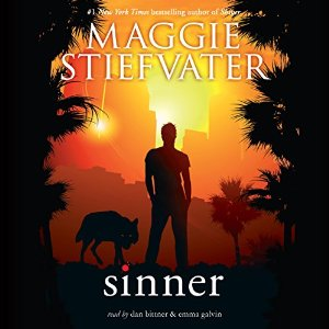 Sinner by Maggie Stiefvater Audiobook Review