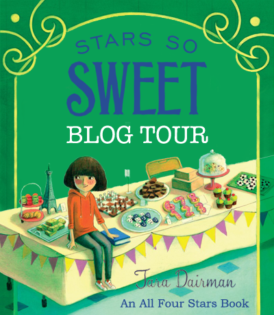 Blog Tour: Stars So Sweet by Tara Dairman | Review and Series Giveaway