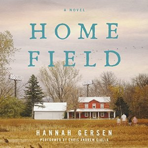 Home Field by Hannah Gersen