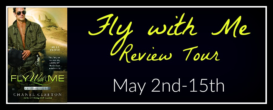 Blog Tour: Fly With Me by Chanel Cleeton
