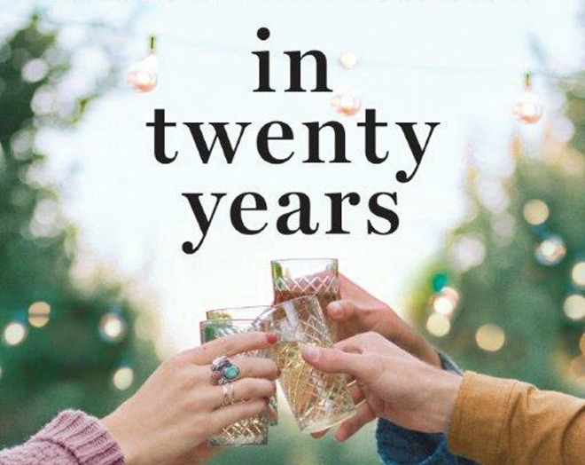 Blog Tour: In Twenty Years by Allison Winn Scotch | Giveaway