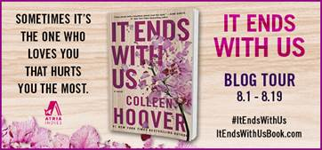 Blog Tour: It Ends With Us by Colleen Hoover